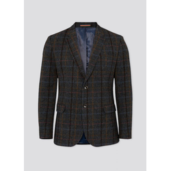 Alan Paine Surrey Tweed-Sakko - grey