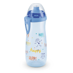 NUK Trinkflasche Sports Cup Boy, 450ml