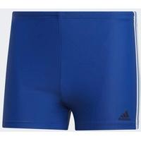adidas Performance Boxer-Badehose mit sportlichen Seitenstreifen blau 9