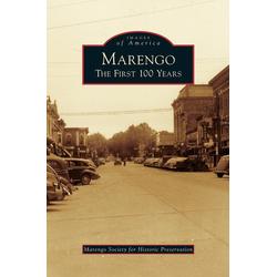Marengo als Buch von Marengo Society for Historic Preservatio