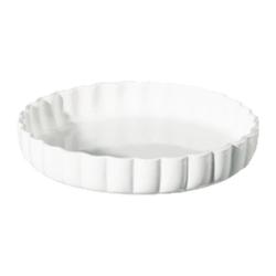 ASA SELECTION Obstkuchenform Grande Keramik Weiß 28 cm