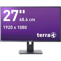 WORTMANN Terra LED 2756W PV schwarz DP+ HDMI GREENLINE