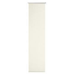 Schiebegardine 245 x 60 cm creme, Neutex for you!, (1 Stück)