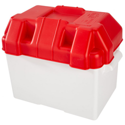 Kleine Batterie-Box
