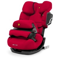 Cybex Pallas 2-Fix Scuderia Ferrari racing red
