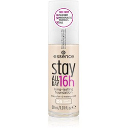 Essence Stay ALL DAY 16h Wasserbeständiges Make-up Farbton 05 Soft Cream 30 ml