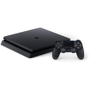 Sony Play CSL PS4 Konsole, 500 GB, Schwarz