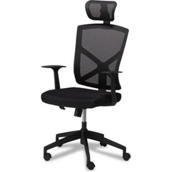 Bürostuhl Nori schwarz Schreibtischstuhl Drehstuhl Sessel Chefsessel Büro Stuhl