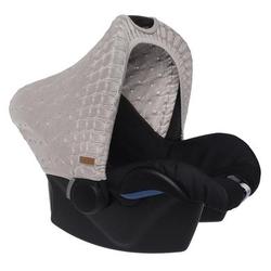 baby's only Verdeck für MAXI COSI Autositze 0+ Cable Lehm