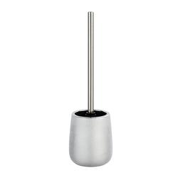 WENKO WC-Garnitur Glimma Silber, Keramik