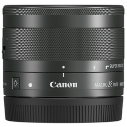 Canon EF-M 28mm f3,5 IS STM Makro