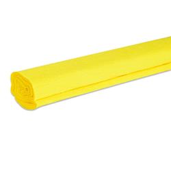 VBS Feinpapier, 200 cm x 50 cm gelb