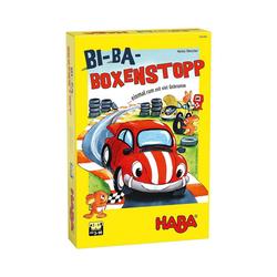 Haba Spiel, HABA 305260 Bi-Ba-Boxenstopp