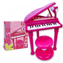 Bontempi E-Piano mit rosa Schwanz