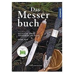 Das Messerbuch. Carsten Bothe  - Buch