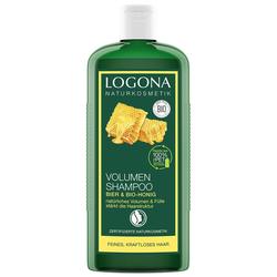 Logona Volumen Shampoo Bier-Honig Haarshampoo 250ml
