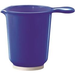 WACA Rührschüssel, Melamin, (Set, 2-tlg), 1.200 ml blau
