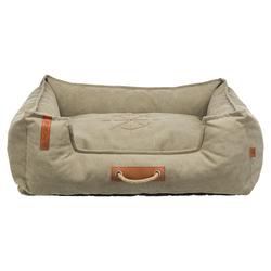 Trixie BE NORDIC Bett Föhr sand, Maße: 80 x 60 cm