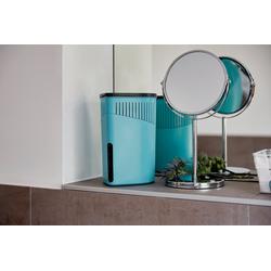WENKO Luftentfeuchter Drop, für 80 m³ Räume blau