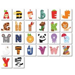 Wall-Art Deko-Buchstaben Lernbuchstaben Kinderzimmer 15cm (1 Stück)