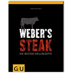 Weber´s Steak Grillbuch