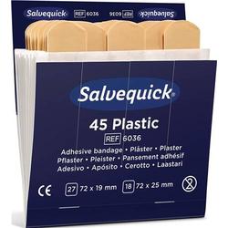 Pflasterstrips Salvequick wasserfest SALVEQUICK