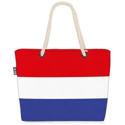 VOID Strandtasche (1-tlg), Niederlande Flagge EM WM Holland Fahne