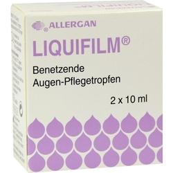 LIQUIFILM Benetzende Augen Pflegetropfen 20 ml