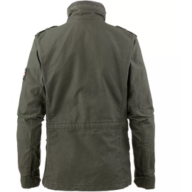 Superdry Classic Rookie Military Jacket grün M