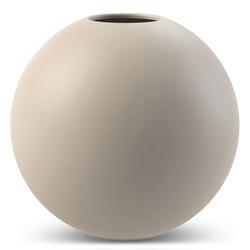 Ball Vase Sand 30 cm  Cooee Design