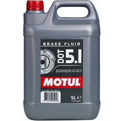 MOTUL DOT 5.1 Remvloeistof 5 Liter