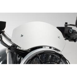 SW-Motech BMW R nineT Pure / nineT/5 Windschild, silber
