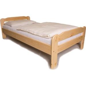 Acerto Einzelbett mit Lattenrost 90x200cm