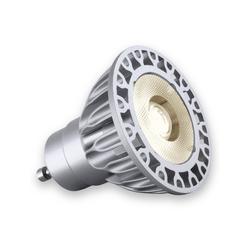 Soraa Soraa Vivid 3 - Vollspektrum LED - MR16 GU10 - 36° - 7Watt LED-Leuchtmittel, GU10, 1 Stück, 2700, 3, Vollspektrum LED