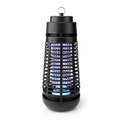 Nedis Elektrischer Insektenvernichter 4W [4W / 35-m²-Abdeckung / UV-A-LED]