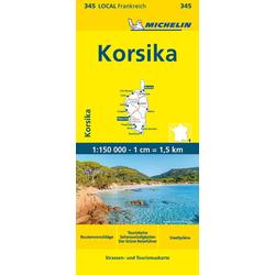 Michelin Korsika