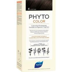 PHYTOCOLOR 4 Braun ohne Ammoniak