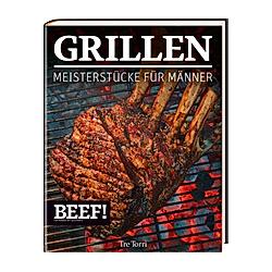 BEEF! GRILLEN - Buch