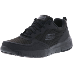 Skechers 52954/BBK Flex Advantage 3.0 Black Sneaker 44