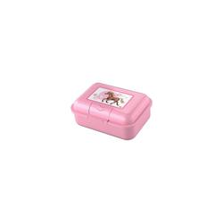 Haba Brotschale Brotdose Feuerwehr rosa