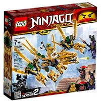 Lego Ninjago Goldener Drache (70666)