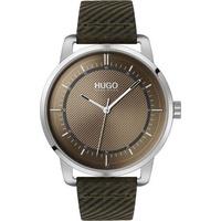 HUGO BOSS Reveal Leder 44 mm 1530101