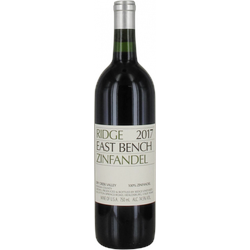 2017 Eastbench Zinfandel Ridge Vineyards - Rotwein