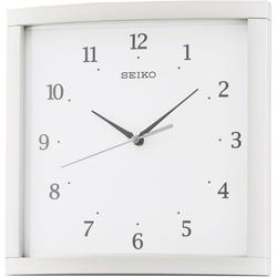 Seiko Clocks QXA675W Wanduhr Laufende Sekunde