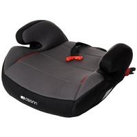 Osann Sitzerhöhung Junior Isofix mit Gurtfix nero