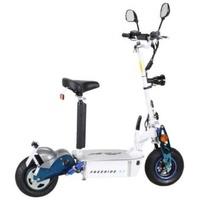 eFlux Freeride X2 2000 Watt 45 km/h weiß