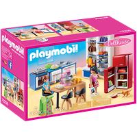 Playmobil Dollhouse Familienküche 70206