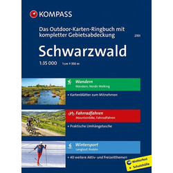 Schwarzwald 1 : 35 000