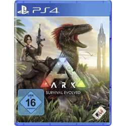 ARK: Survival Evolved PS4 USK: 16