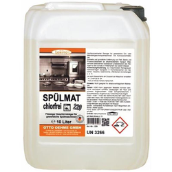 Lorito Spülmat chlorfrei 229 Geschirrspülmittel